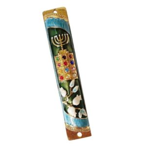 Mezuzah Scroll Case