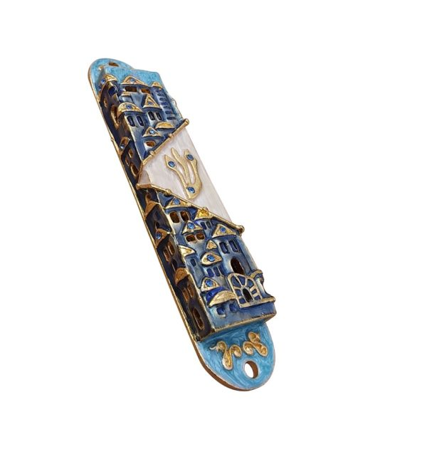 Mezuzah Cases from Israel
